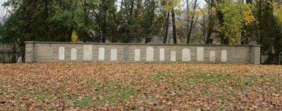 United Empire Loyalist Memorial Burying Grounds