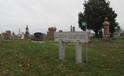 Moscow United Church Cemetery