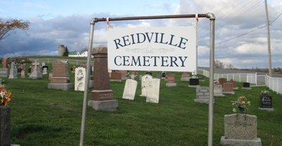 Reidville United Church Cemetery