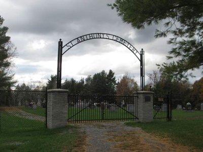 St. Anthony de Padua Roman Catholic Cemeteries (Old and New)