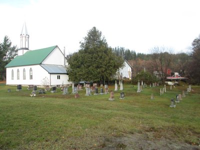 St. Paul's Lutheran Church Cemetery