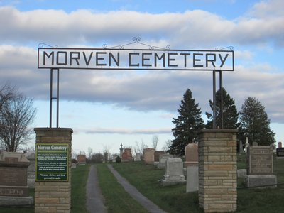 Morven United Church Cemetery