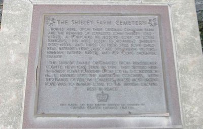 Shibley Farm Cemetery