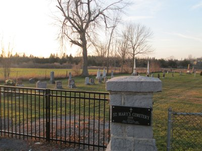 St. Mary's Roman Catholic Cemetery