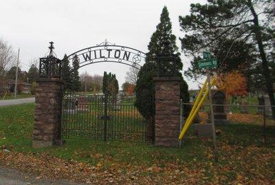 Wilton United Church Cemetery