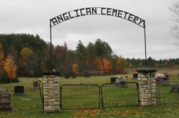 St. Paul's Anglican Cemetery