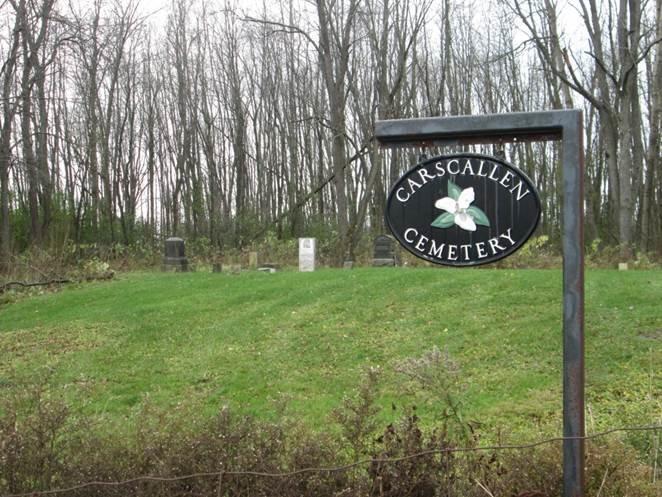 Carscallen Cemetery