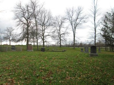 Selby Anglican Cemetery