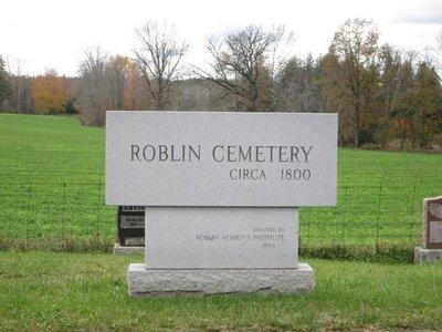 Roblin Cemetery