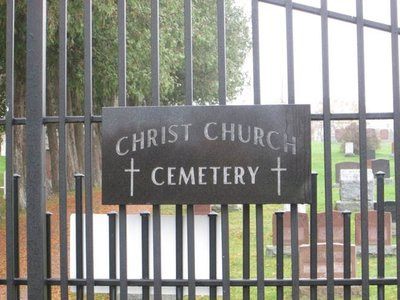 Christ Church Anglican Cemetery