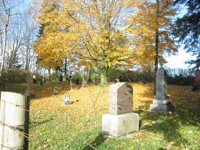 York Burial Grounds (Ingle)