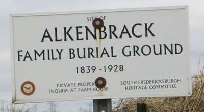 Alkenbrack Cemetery