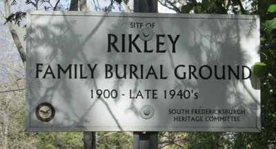 Rikely Cemetery