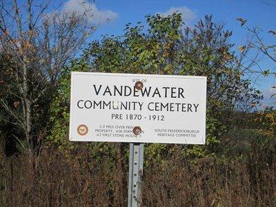 Vandewater Cemetery