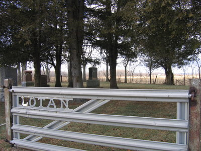 Lotan Cemetery
