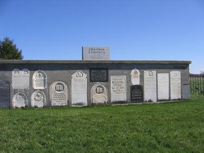 Charlton Cemetery (Cairn)