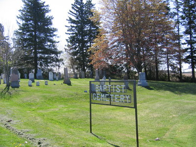Lieury Baptist Cemetery