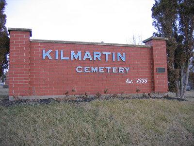 Kilmartin Cemetery