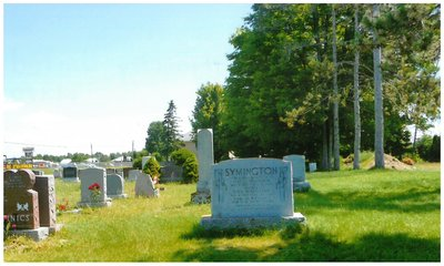 Atherley Union Cemetery