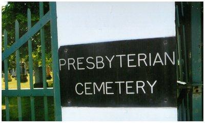 Collingwood Presbyterian Cemetery