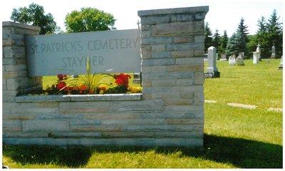 St. Patrick's Roman Catholic Cemetery