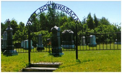 West Nottawasaga Church Cemetery