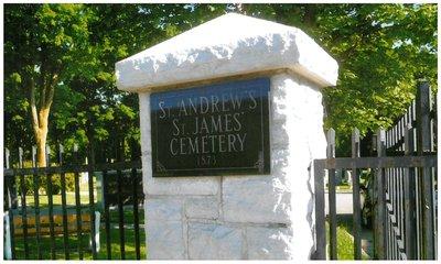 St. Andrews & St. James Cemetery