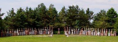 Kenilworth Pioneer Roman Catholic Cemetery