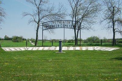 Petherton Pioneer Baptist Cemetery