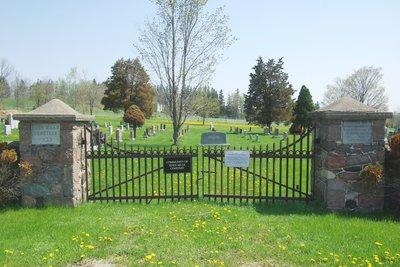 Eden Mills Cemetery