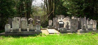 Hillsburgh Pioneer Cemetery