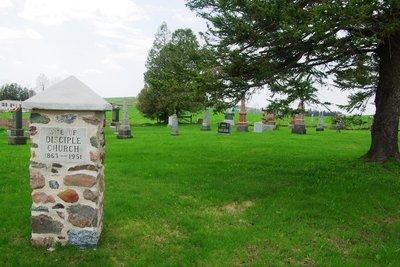 Mimosa Disciple Cemetery