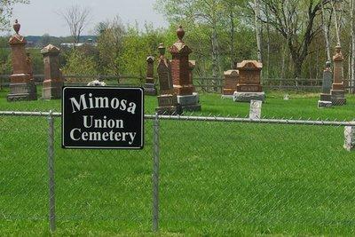 Mimosa Union Cemetery