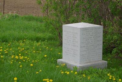 Paisley Block Memorial Cemetery