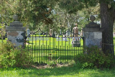 Derryadd Cemetery