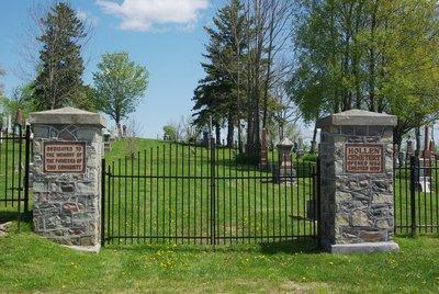 Hollen Cemetery