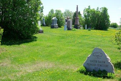 Salem South Cemetery