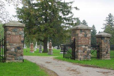 Elora Municipal Cemetery