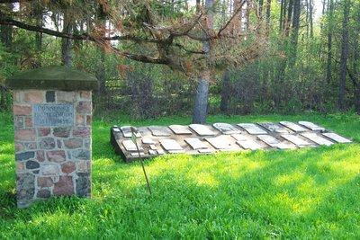 Ponsonby Pioneer Cemetery