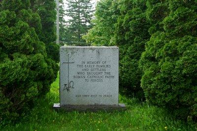 St. Joseph's Roman Catholic Pioneer Cemetery