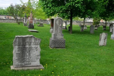 St. Andrew's Presbyterian Cemetery