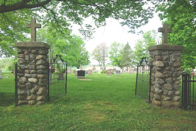 St. Mary Immaculate Roman Catholic Cemetery