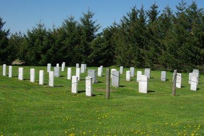 Goshen East Mennonite Cemetery