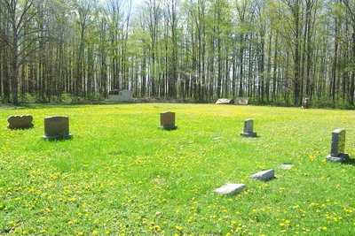Old Colony Mennonite Church Cemetery