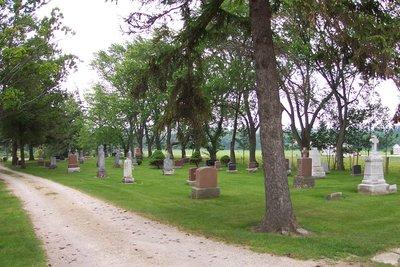 St. Martin's Roman Catholic Cemetery