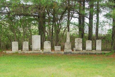 Pentland Methodist Cemetery