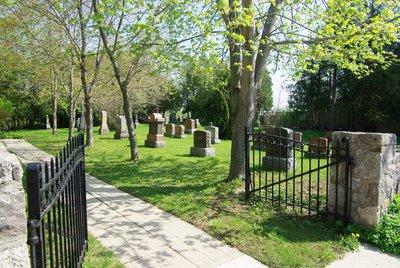 Crieff Knox Presbyterian Cemetery
