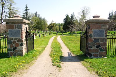 Crown Cemetery