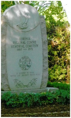 Ontario Hospital Cemetery