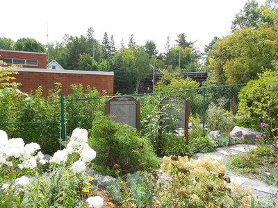 Trinity Church Memorial Garden